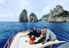 Private Full-Day Boat Tour from Sorrento to Capri