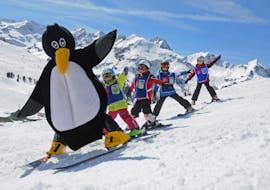 Kinder-Skikurs (ab 4 J.) für Anfänger