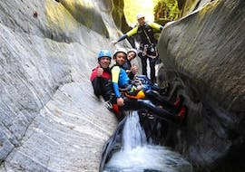 Canyoning for Families - Corippo