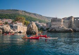 Canoë-kayak  facile à Dubrovnik - Lokrum Island avec Adventure Dalmatia Dubrovnik