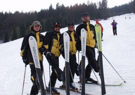 Ski Lessons for Adults - All Levels with Classic Ski School Rejdice