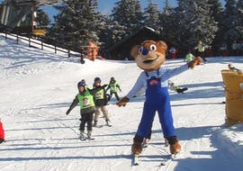 Privé skilessen voor kinderen voor alle niveaus met Classic Ski School Rejdice