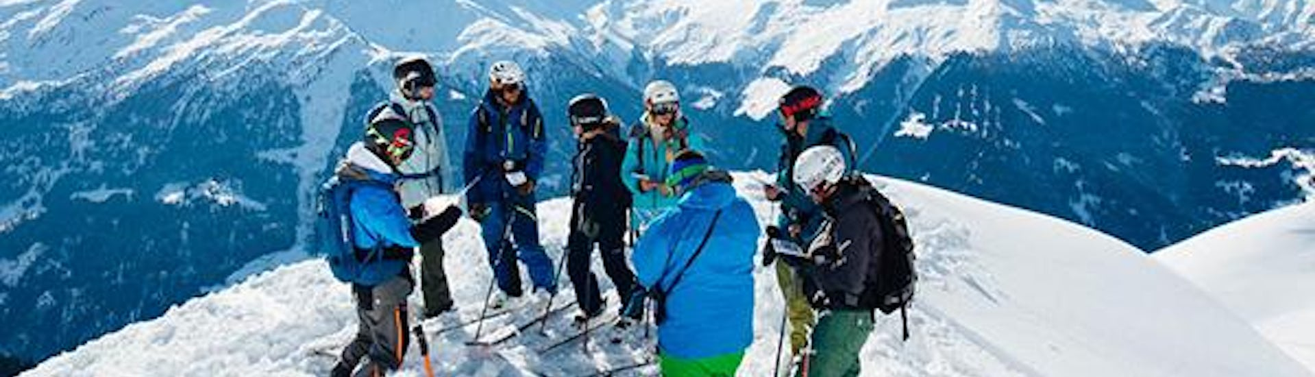 Freeriding Ski Private - All Levels