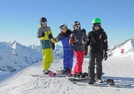 Lezioni di Snowboard per avanzati