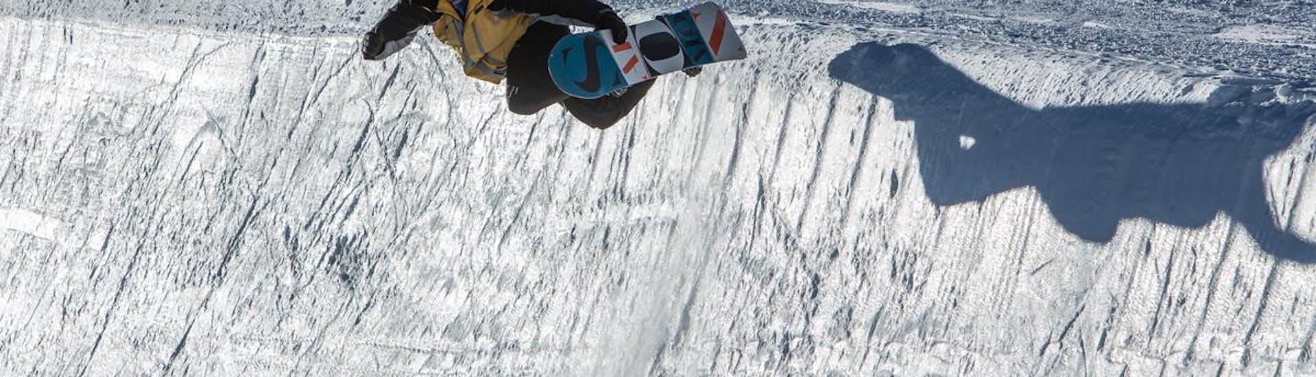 Snowboardlessen voor volwassenen - Beginners