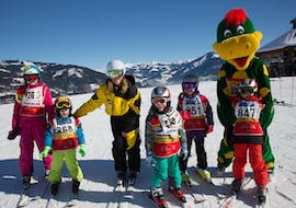 """Kids Ski Lessons """"All-in-One"""" (3-15 y.) for Beginners"""
