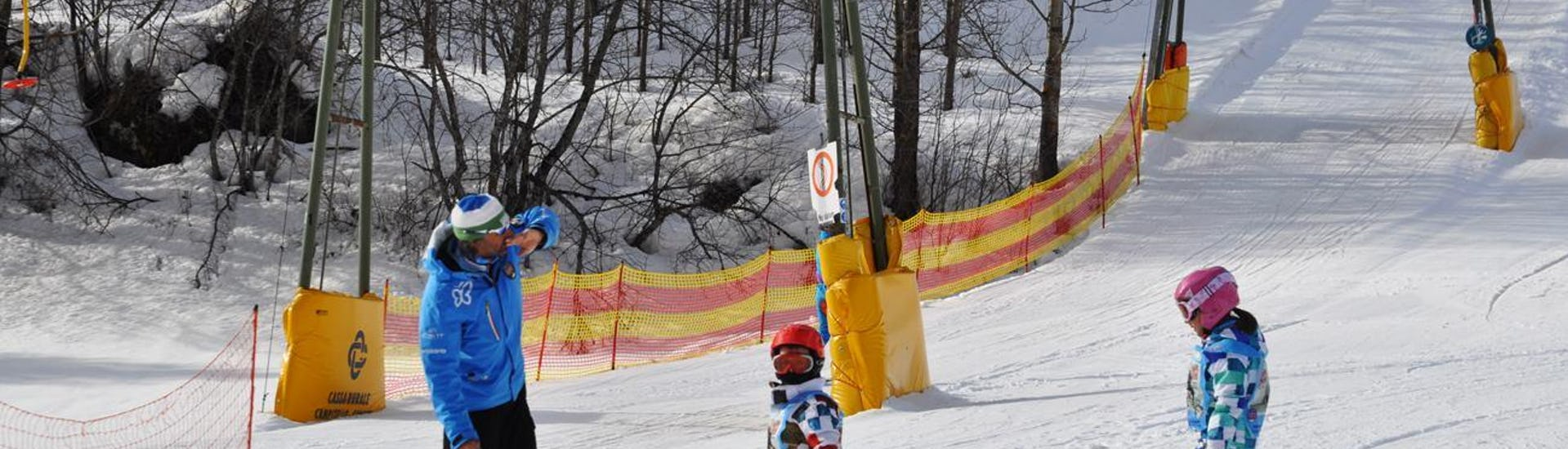 Ski Lessons for Kids (4-11 years) - First Timer