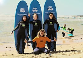 Surfing Lessons for Adults - Beginners