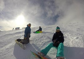 Snowboarding Lesson for Kids & Adults - All Levels