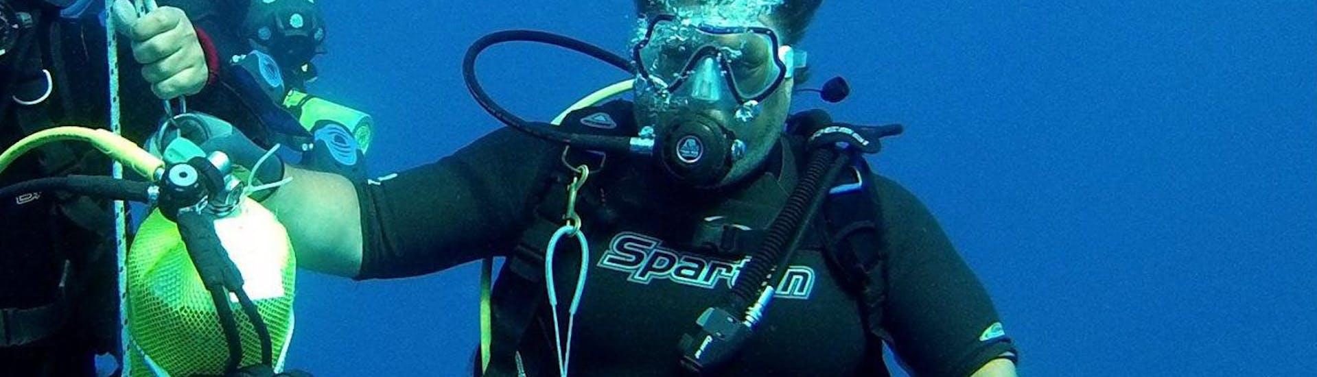 PADI Discover Scuba Diving in Marsalforn