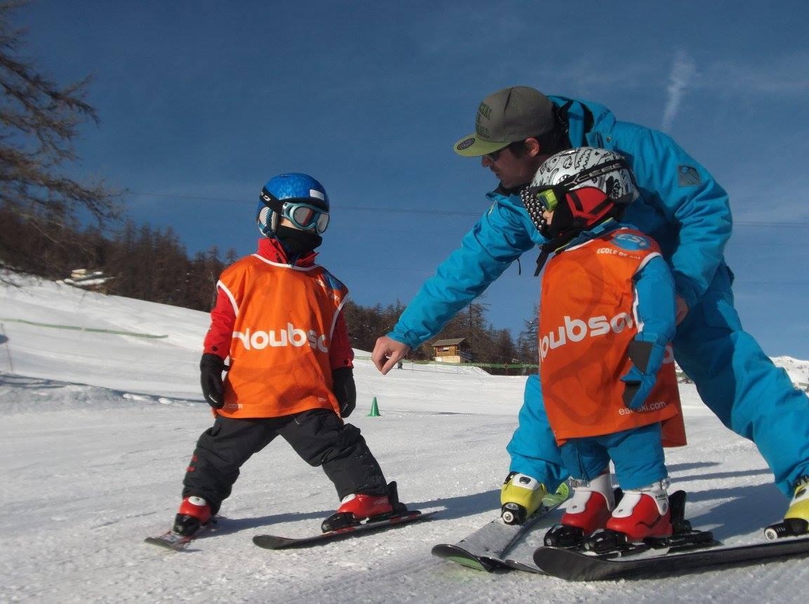 Premier Cours de ski Enfants (4-8 ans) - Février - Matin
