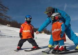 Kids Ski Lessons (4-8 y.) - Holiday - Morning - 1st Timer
