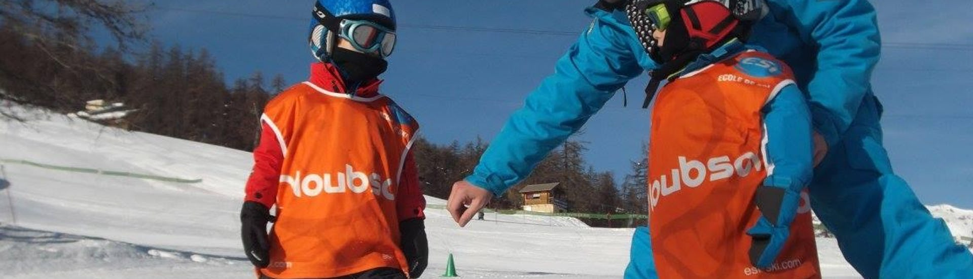 Kids Ski Lessons (4-8 years) - February - 1st Timer