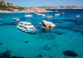 Boat Trip with 4 Stops to La Maddalena Archip. -  Low Season