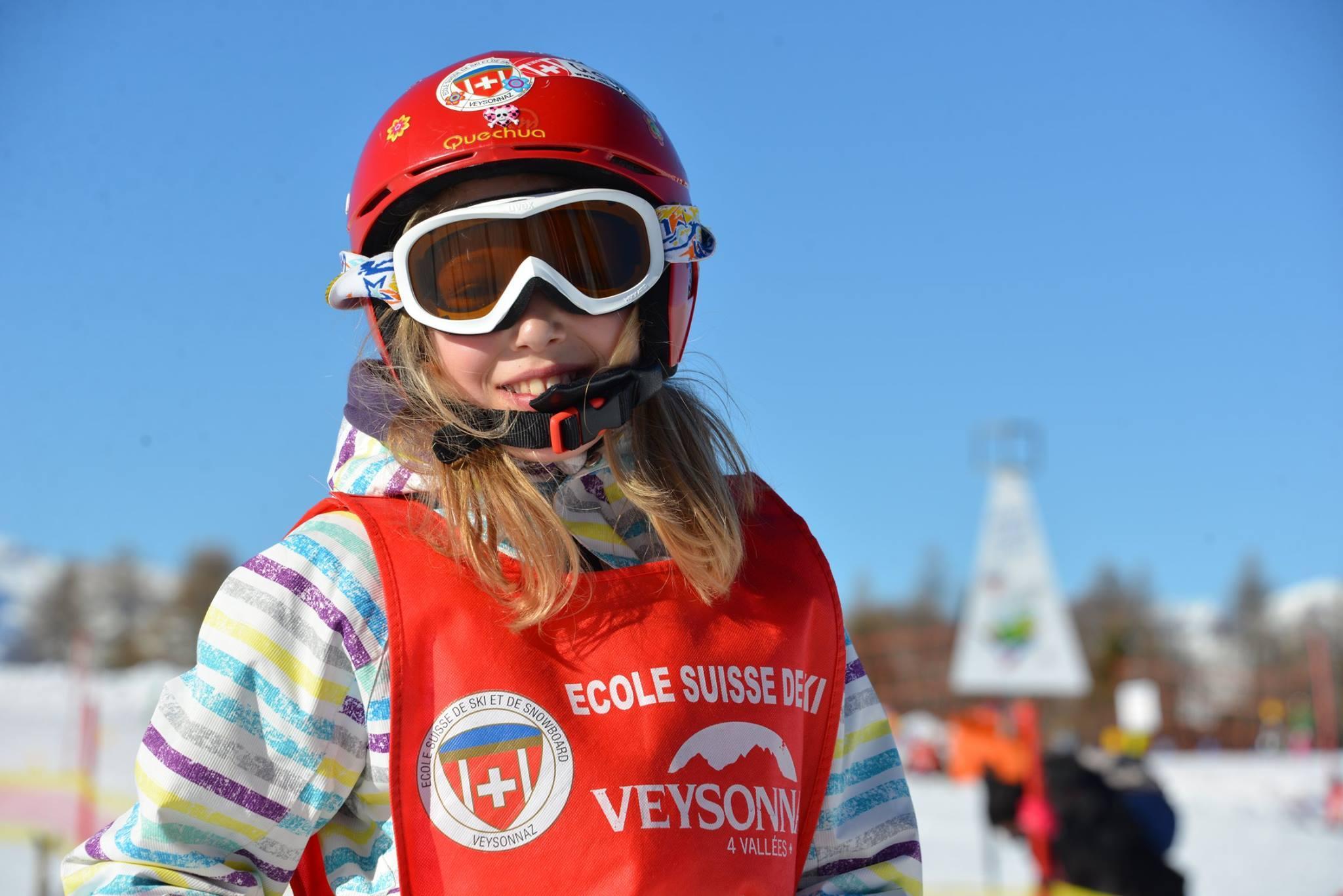 Premier Cours de ski Enfants (6-12 ans) - Journée