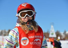 Ski Lessons for Kids (6-12 years) - Full Day - First Timer