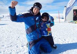 Ganztägiger Kinder-Skikurs (3-14 J.) für alle Levels