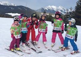 Skilessen voor kinderen - licht gevorderd met Skischule Waidring Steinplatte