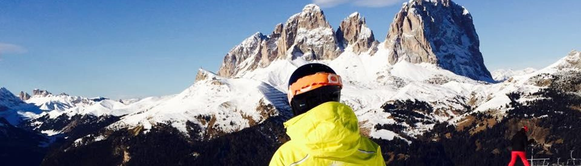 """Ski Lessons """"Young Club"""" (13-18 y.) for Advanced Skiers with Scuola Sci 2000 Selva - Hero image"""