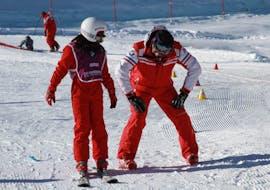 Privé skilessen voor kinderen voor alle niveaus met ESF Courchevel Village