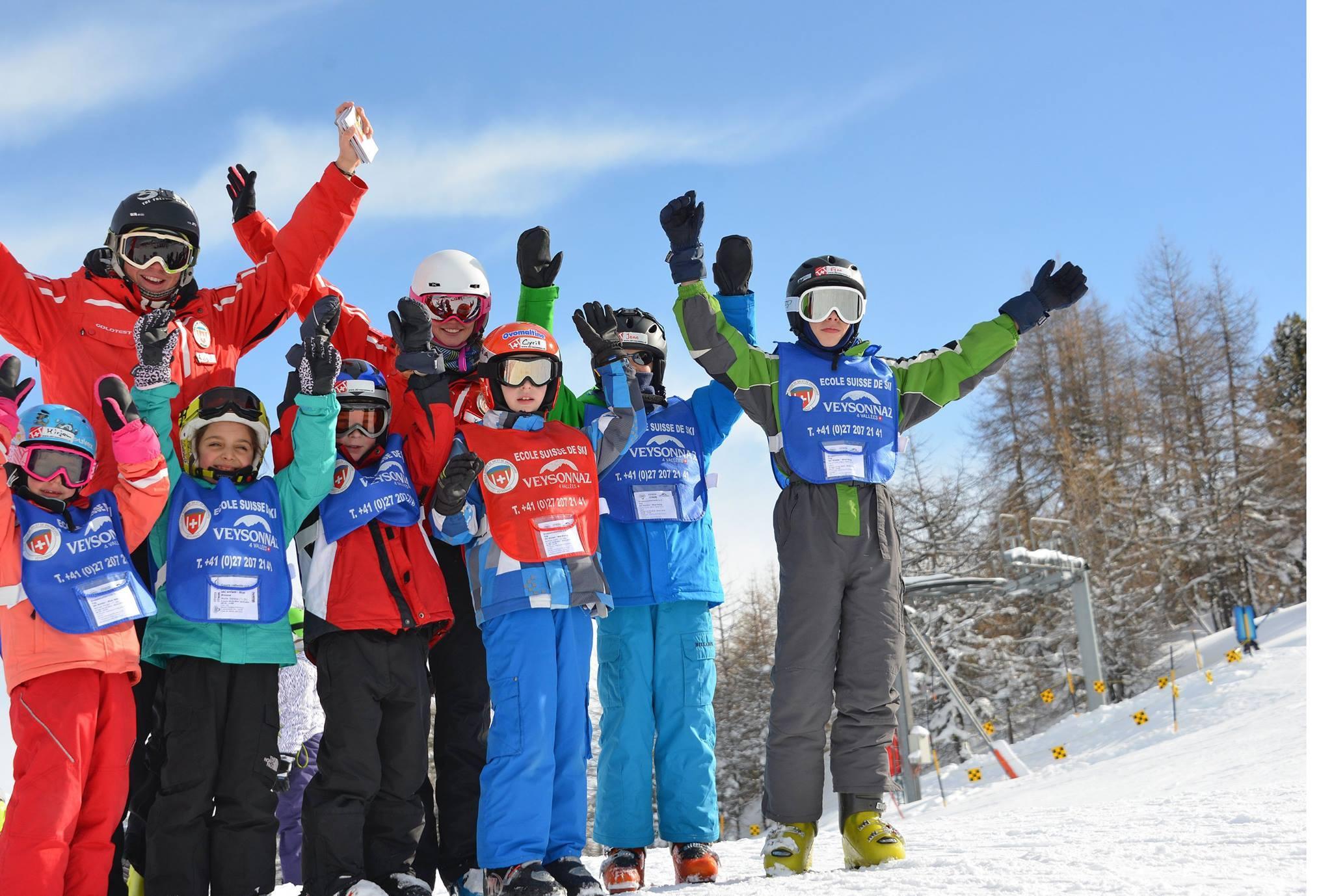 Cours de ski Enfants (6-12 ans) - Expérimentés - Après-midi