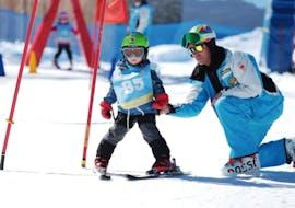 Skikurs für Kinder (3-4 Jahre) - Anfänger