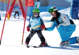 Kids Ski Lessons (2.5-3.5 y.) for Beginners