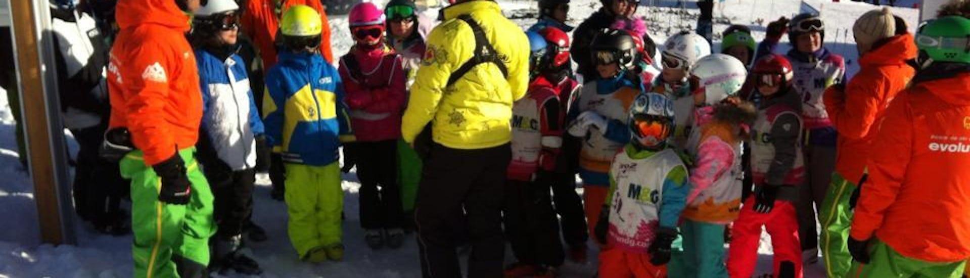 "Ski Club ""Cariboo"" for Kids (5-12 years) - Arc 1950"