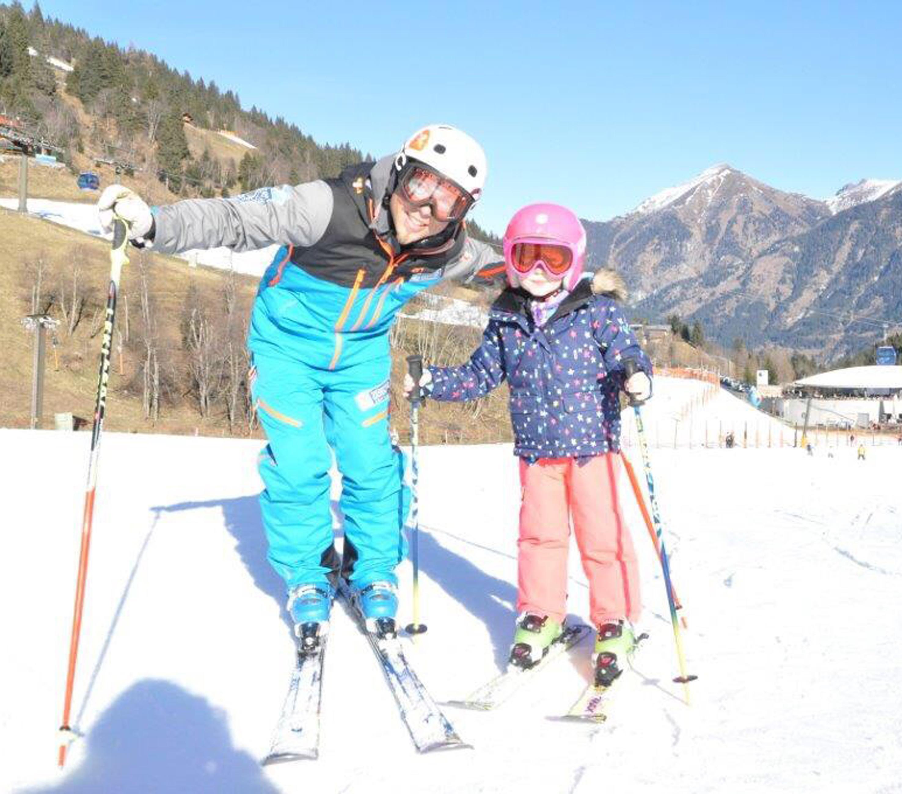 Cours particulier de ski Enfants - Expérimentés