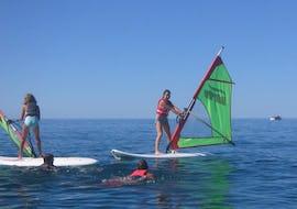 Windsurfing Lessons for Children - Praia da Luz