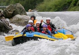 Rafting Halbtagestour für Jung & Alt - Vorderrhein