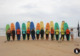 Surfing Lessons - All Levels