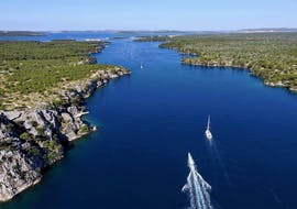 Private Boat Tour - Krka Channel Cruise