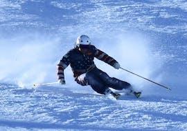 Privater Skikurs für Erwachsene für Fortgeschrittene