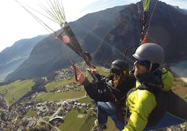 Thermic Tandem Paragliding over Achensee