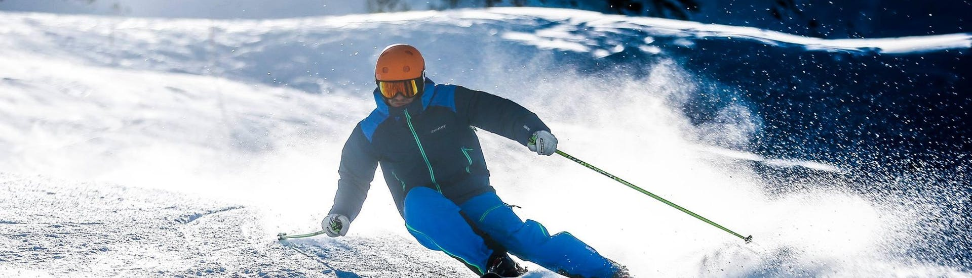 """Teen Ski Lessons """"All-in-One"""" (13-16 y.) for All Levels"""
