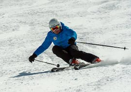Private Ski Lessons for Adults at Serlesbahnen Mieders