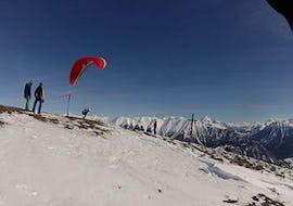 Tandem Paragliding from Col du Prorel - Prestige