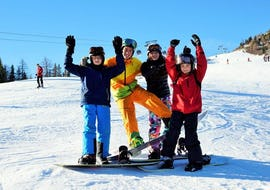 Snowboard Lessons for Kids & Adults - Beginner