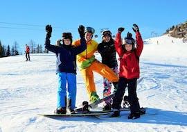 Snowboardkurs (ab 7 J.) für Anfänger