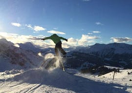 Snowboard Instructor Private for Adults - All Levels