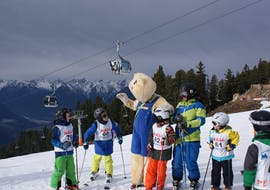 "Ski Lessons ""All-in-One"" Kids (from 3 years) - All Levels"