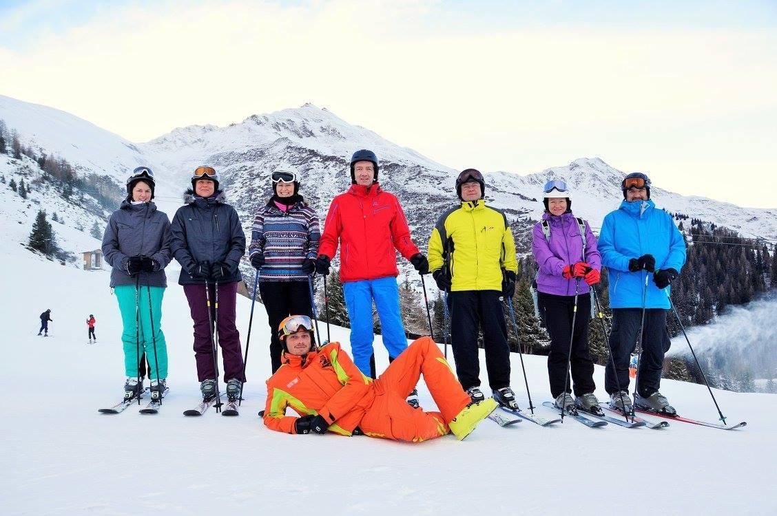 Cours de ski Adultes pour Expérimentés - Journée