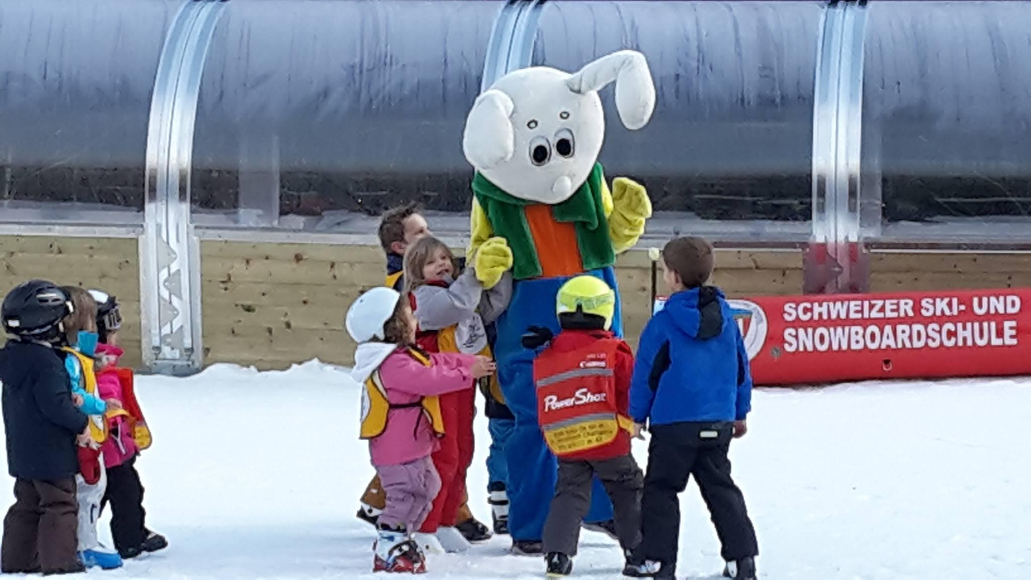 """Cours de ski Enfants """"Jardin d'Enfants"""" (3-7 ans)"""
