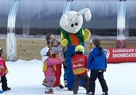 """Ski Lessons """"Kids Club"""" (3-7 years)"""