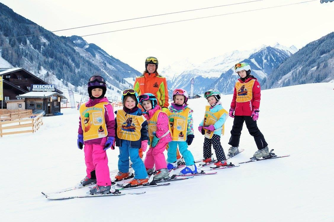 Skilessen voor kinderen vanaf 4 jaar voor alle niveaus