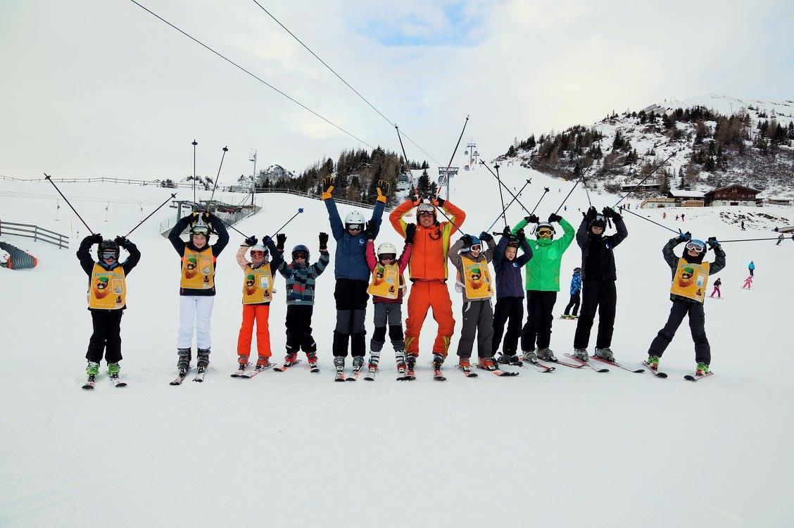 "Cours de ski Enfants ""All-in-One"" (7-12 ans)"