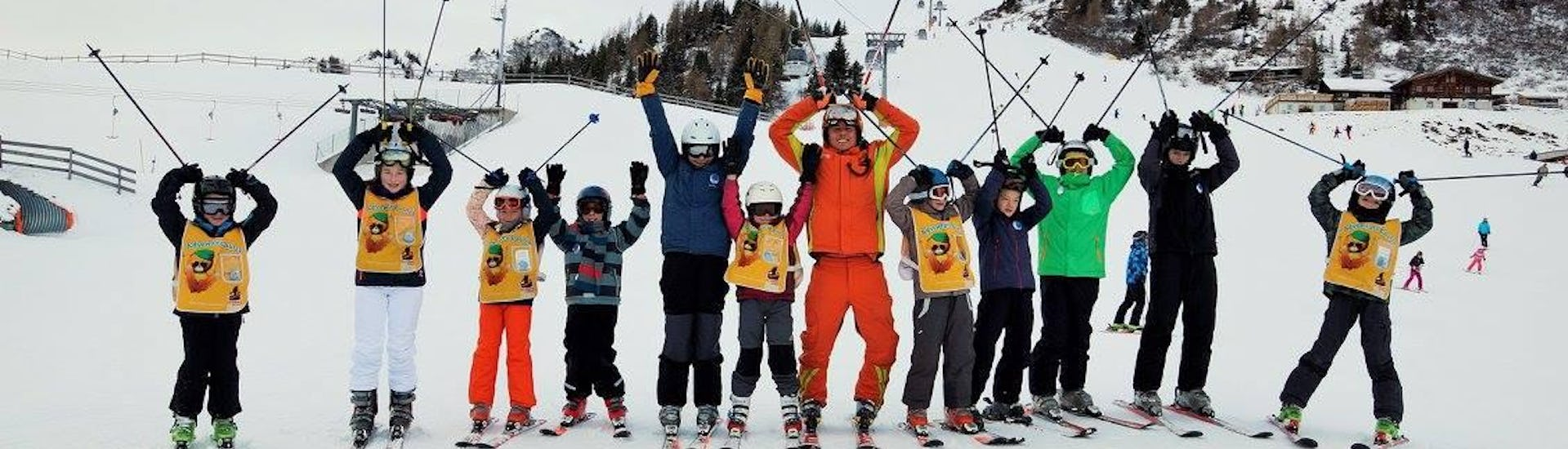 """Ski Lessons """"All-in-One"""" for Kids (7-12 years) - All Levels"""