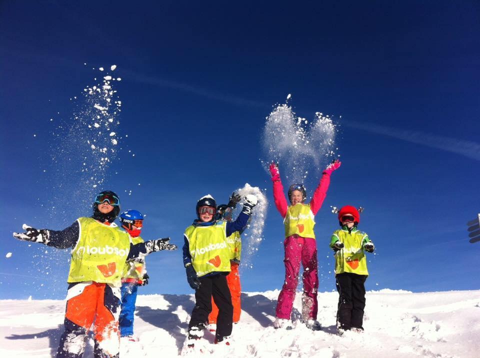 Cours de ski Enfants (4-13 ans) - Haute saison - Après-midi