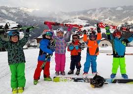 """""""Skiën en spelen"""" voor kinderen (3-4 jaar) - Beginners met Skischule Toni Gruber Alpendorf"""